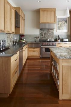 Kitchen Ideas Maple Cabinets 30 gorgeous kitchen cabinets for an elegant interior decor part 2