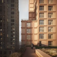 Duggan Morris has won the go-ahead for this scheme on London's Greenwich Peninsula – the growing practice's largest scheme to date Forbes Massie, Duggan Morris, Hopkins Architects, Greenwich Peninsula, Architecture Jobs, Image Sites, Morning View, Royal College Of Art, House Blueprints