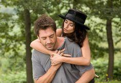 Juan Antonio & Marie-Elena <3