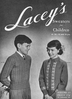 How to Find Vintage Knitting Patterns