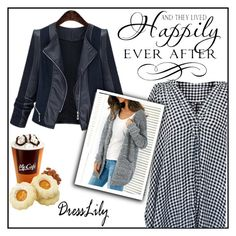 """""""Dresslily 1/1"""" by sennci ❤ liked on Polyvore featuring WALL and dresslily"""
