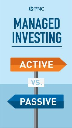 For many investors, the choice between active and passive investment management comes down to cost. Click through to pnc.com to learn about the pros and cons of each option.