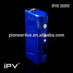 ipv5 TC vape mods e cigarette battery top selling electronic cigarettes 2016 hottest electronic cigarette wholesale