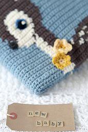 Ravelry: Hello Deer Baby Blanket pattern by Little Doolally