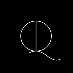 QL Monogram by Richard Baird. #logo #branding #monogram