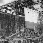 RMS Olympic and RMS Titanic