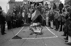 The Day the Tanks Came Prague Spring, Visit Prague, Political Events, First Photograph, Magnum Photos, Historical Photos, Warfare, World War Ii, Politics