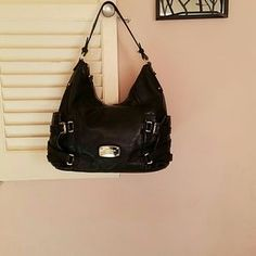Michael Kors Handbags - SALE-Michael Kors black purse