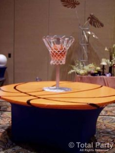Basketball Banquet Centerpieces | Copyright © 2002-2014 TOTAL PARTY, LLC | Info@Total-Party.com | 732 ...
