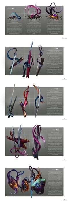 Pokemon Morphology - honedge line by catandcrown.deviantart.com on @DeviantArt