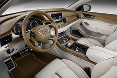 10 Sensational Audi A8 Hybrid Interior Design Pics