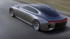 e100 Volvo concept on Behance