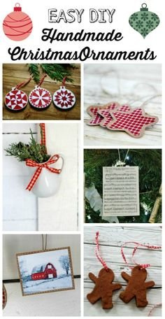 Handmade DIY Christm