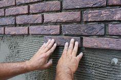 parement exterieur pas cher plaquette de parement chester pour murs intrieurs et extrieurs ep de mm brico dpt de parement chester pour murs intrieurs et