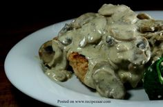 Country Pub Mushroom Sauce