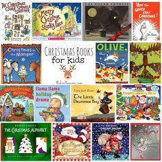 The How To Mom: Christmas Books for Kids
