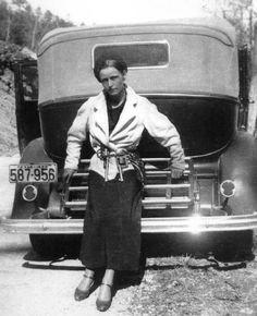 Bonnie Elizabeth Parker (1910-1934)
