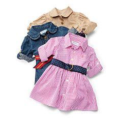 Dress & Bloomer 6-Piece Set - Baby Girl Dresses - RalphLauren.com