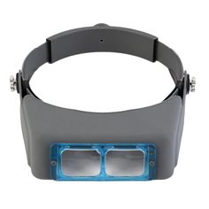 Head-mounted Reading Magnifying Glass