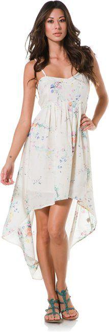 BILLABONG SEABED SWAYIN' HI LO DRESS > Womens > Clothing > Dresses | Swell.com