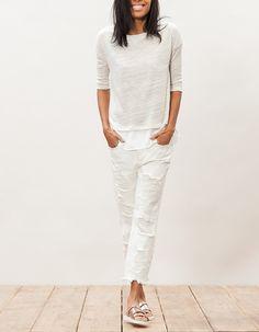 Camiseta bimateria - 12,95