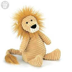 Jellycat Cordy Roy Lion, 15 inches (*Amazon Partner-Link)