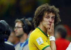 Özil revela que le dijo a David Luiz