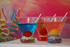 blow-pop martini