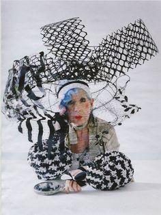 """""""The Originals"""": Fashion Eccentrics by Tim Walker for W Magazine"""
