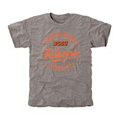 Bowling Green St. Falcons Established Vintage Tri-Blend T-Shirt - Ash - $24.99