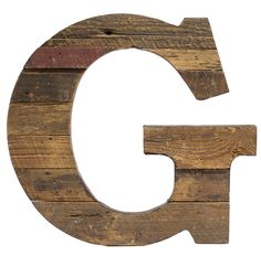 Cypress Barnwood Letter G - Paul Michael Company  Recycled Wood Letter S These Paul Michael Company Exclusive pieces are designed and made by hand in our Dermott, AR woodshop