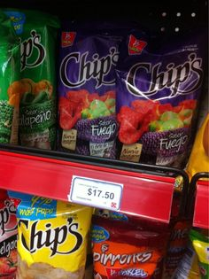 Y así va a ser como seré esbelto hago la dieta de las Chips con IVA.