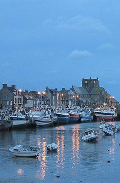 Barfleur, Normandie