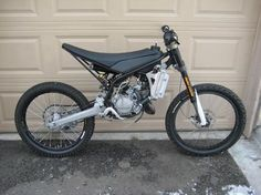 My Prototype Motorcycle......FX bikes beware