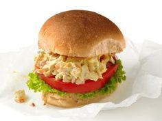 Shrimp Salad Sandwich Recipe | Paula Deen | Food Network