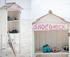 Beach Wedding: Ideas