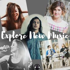 August artists Kayjenofficial Karin Page Chase Shellee Redline Alchemy Linnea Krepper Their Stories & Music www.musictalks.xyz