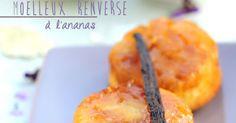 stephatable: Gâteau renversé à l'ananas caramelisé