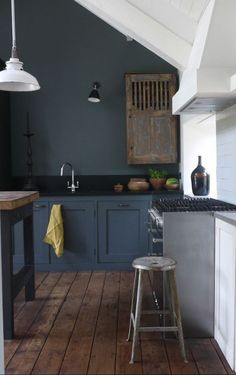 The Winner Of Remodelista Considered Design Awards Best Amateur Designed Kitchen Is Jo Flavell Market Harborough UK Her Project Was Chosen As A