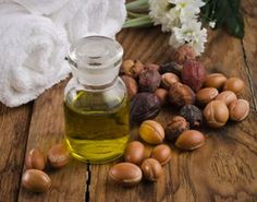 Noted for its anti-aging effects, argan oil helps to replace the diminishing amount of squalene that causes our skin to lose moisture. Argan oil softens and soothes, decreasing wrinkles and stretch marks. Argan oil is rich in vitamin E and fatty acids, as well. This luxurious desert oil is absorbed quickly and deeply to deliver deep hydration to damaged skin, and strengthen strengthen brittle hair and nails.