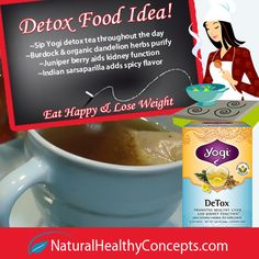 How Detox Helps You Lose Weight | Healthy Concepts with a Nutrition Bias