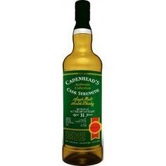 Fettercairn - Whisky (Cadenhead's) 31 Anni 70 cl. (1988)