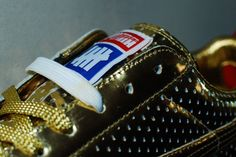 061b10c5cde UNDFTD x Puma Clyde  24K  Gold Perforated