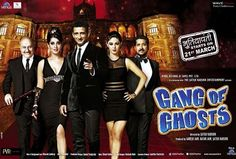 Gang Of Ghosts- movie, wiki news, trailer, star cast, story