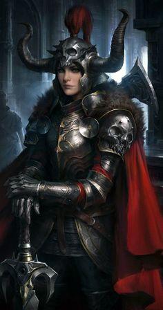 Valkiria: guerreiras de Odim, depois das batalhas recolhiam as almas dos mortos.