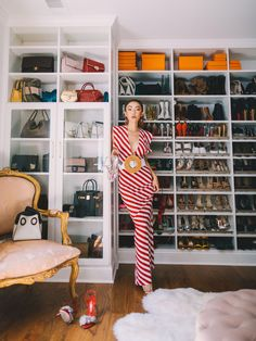 HOW TO PROPERLY CARE FOR DESIGNER SHOES Designer goods hold up better than fast fashion brands, but you still need to do your part to ensure they hold up. Here's how to care for designer shoes.