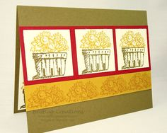 Basket of Wishes Stampin' Up!