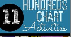 Help kids learn using the hundreds chart in a variety of fun, creative math activities for kids. These are great for kids to identify numbe...