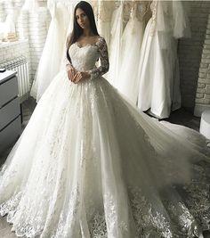Princess Wedding Dresses, Long Wedding Dresses, Cheap Wedding Dress, Bridal Dresses, Wedding Gowns, Princess Bridal, Ivory Wedding, Bridesmaid Dresses, Wedding Veil