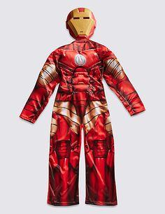 Kids' Iron Man™ Dress Up Costume